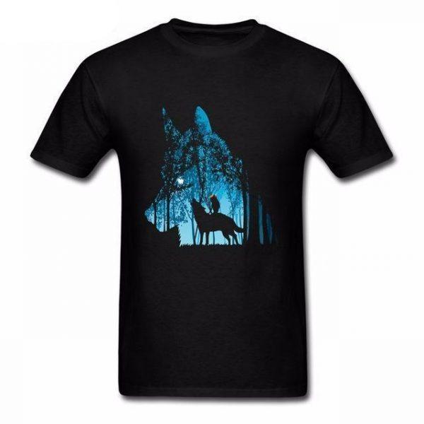 Princess Mononoke T shirt - ghibli.store