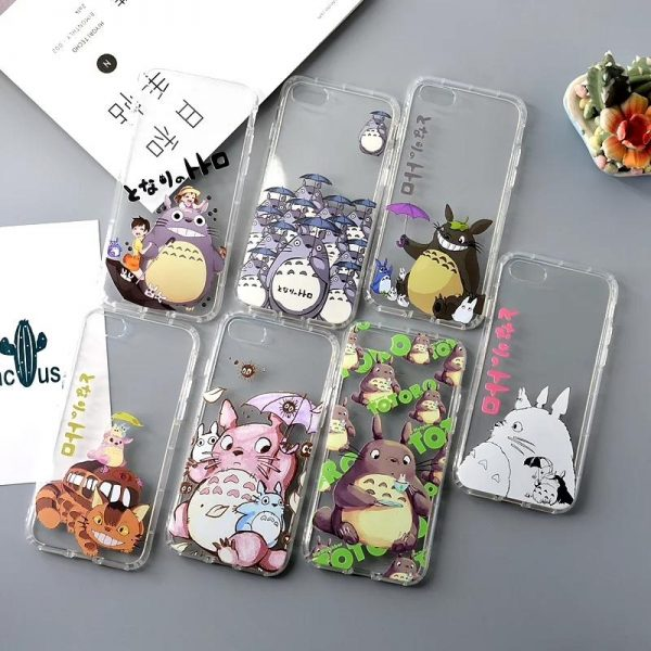My Neighbor Totoro Phone Case for iPhone 7 Styles - ghibli.store