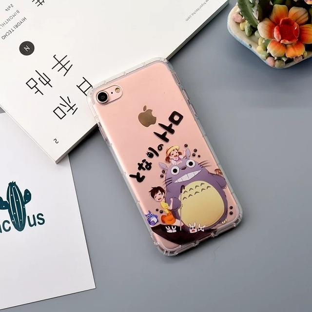 My Neighbor Totoro Phone Case for iPhone 7 Styles - ghibli.store