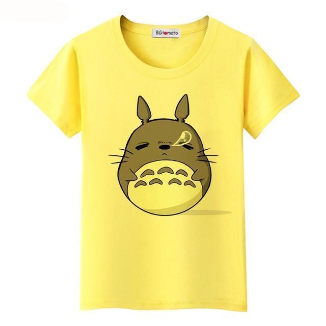 My Neighbor Totoro Cute T-shirt For Women 3 Styles ...