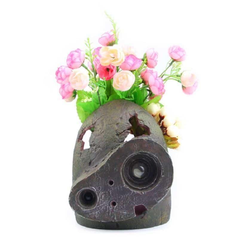 Laputa: Castle In The Sky Big Robot Flower Pot Figures - ghibli.store