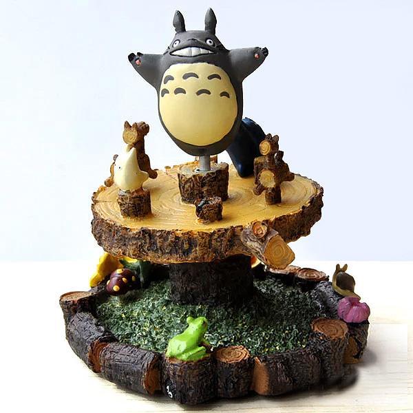 My Neighbor Totoro Rotatable Figure 13cm - ghibli.store