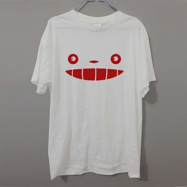My Neighbor Totoro Face T shirts - ghibli.store