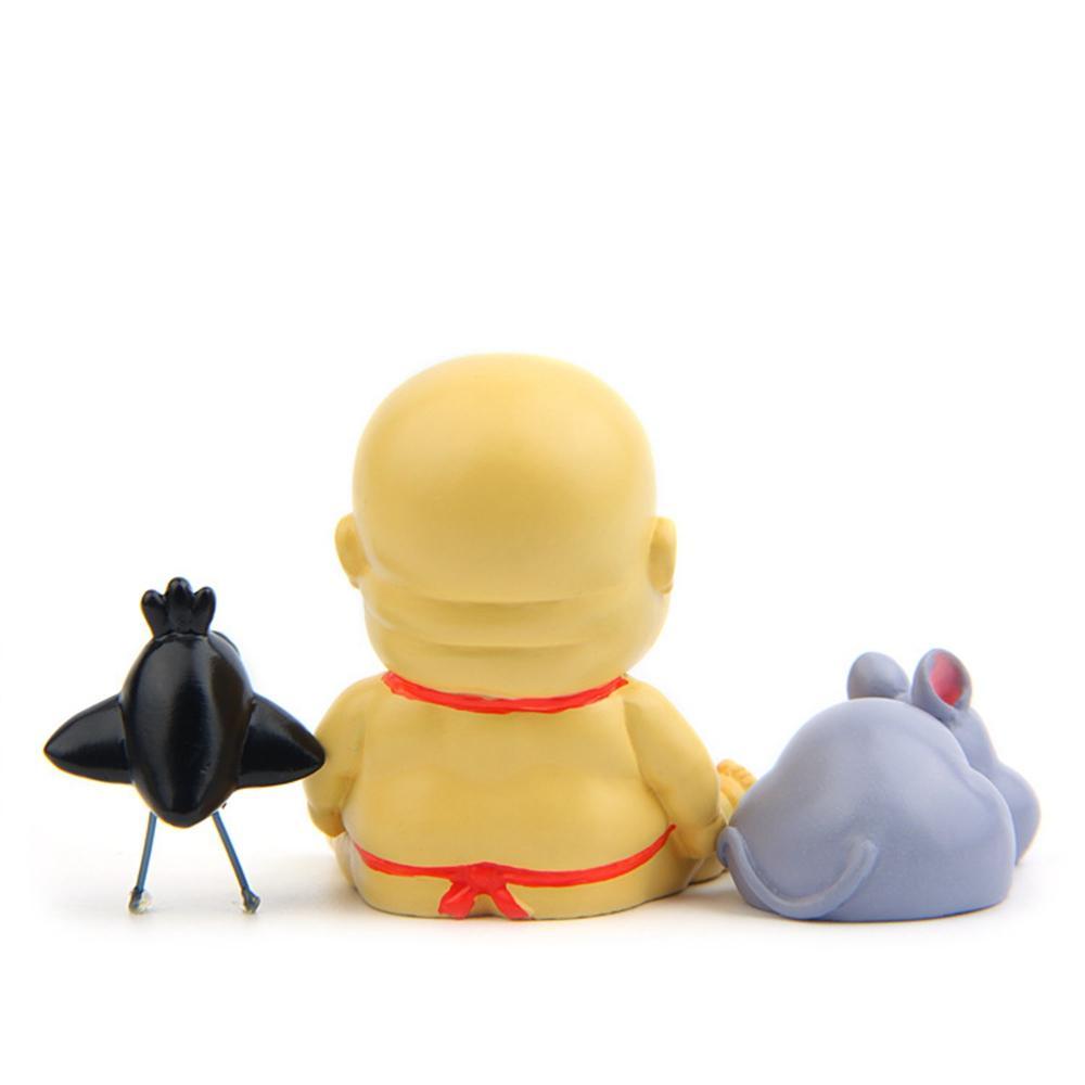 Spirited Away Characters Figures 3pcs/lot - ghibli.store