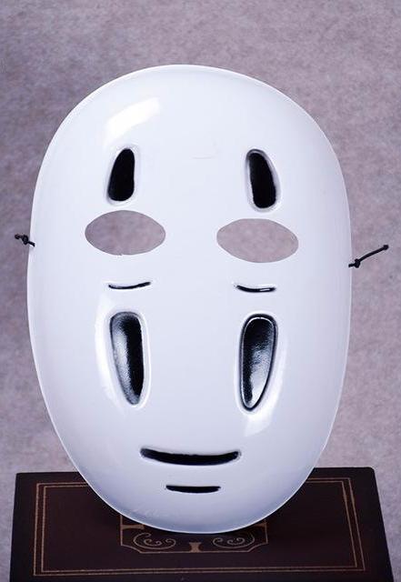 Spirited Away No Face Kaonashi Cosplay Mask - ghibli.store