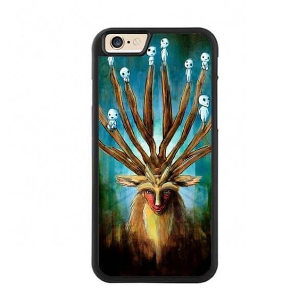 Princess Mononoke Phone Case for Iphone 5 Styles - ghibli.store