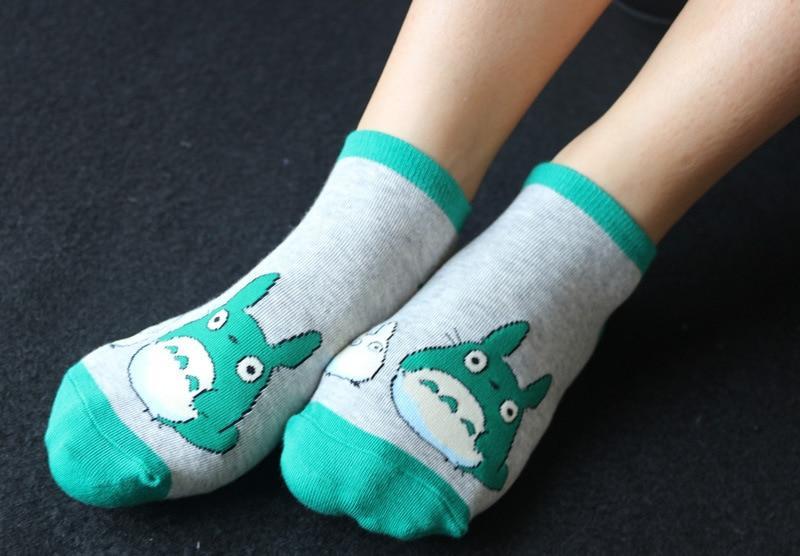 My Neighbor Totoro Summer Socks 4 Styles - ghibli.store