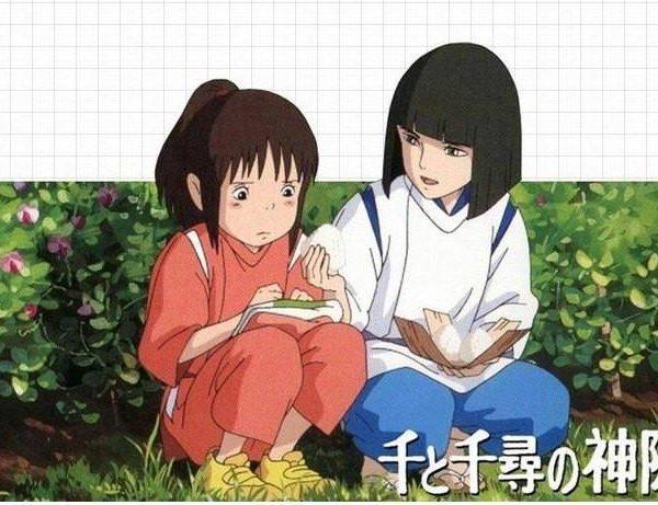 Spirited Away Chihiro Cosplay Costumes Ghibli Store