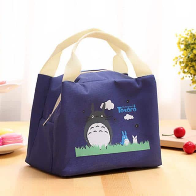 My Neighbor Totoro Thermal Insulation Lunch Bag - ghibli.store