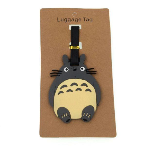 My Neighbor Totoro Luggage Tag - ghibli.store