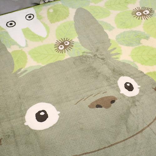 My Neighbor Totoro Carpet 2 Sizes - ghibli.store