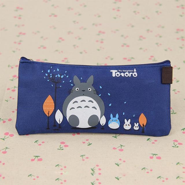 My Neighbor Totoro Cute Fabric Pen Bag - ghibli.store