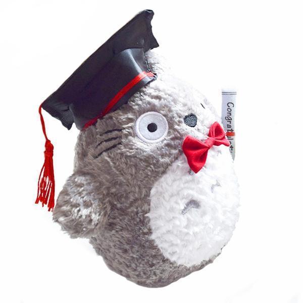 My Neighbor Totoro Graduation Plush Toy 20cm - ghibli.store