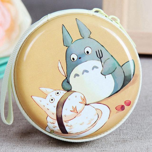Studio Ghibli Kawaii Coin Purse - ghibli.store