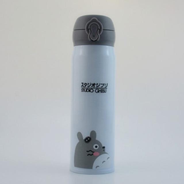 My Neighbor Totoro Stainless Steel Bottle - ghibli.store