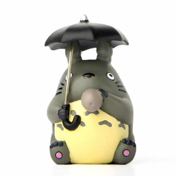 My Neighbor Totoro Playing Flute Mini Figure - ghibli.store