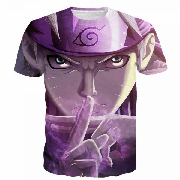 Naruto 3D Tshirt - ghibli.store