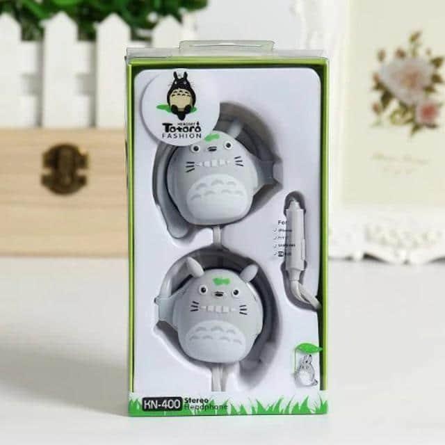 My Neighbor Totoro Cute Earphone 4 Colors - ghibli.store