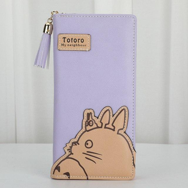 My Neighbor Totoro Long Wallet 5 Colors - ghibli.store