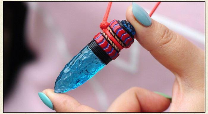 Princess Mononoke Necklace - ghibli.store