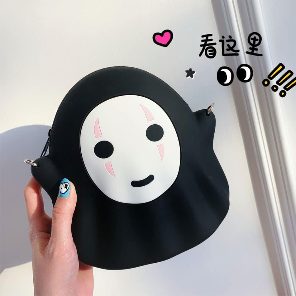 Spirited Away No Face Mini Shoulder Bag