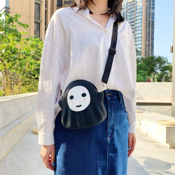 Spirited Away No Face Mini Shoulder Bag