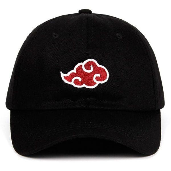 Naruto Akatsuki Logo Cap