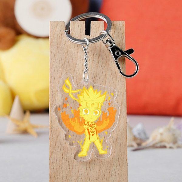 Naruto Acrylic Keychain 18 Styles