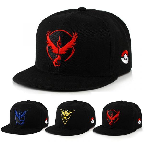 Pokemon Go Baseball Caps
