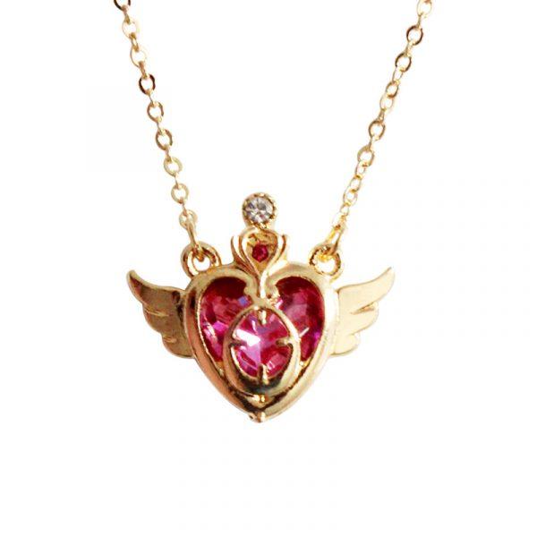 Sailor Moon Tsukino Usagi Cosplay Necklace