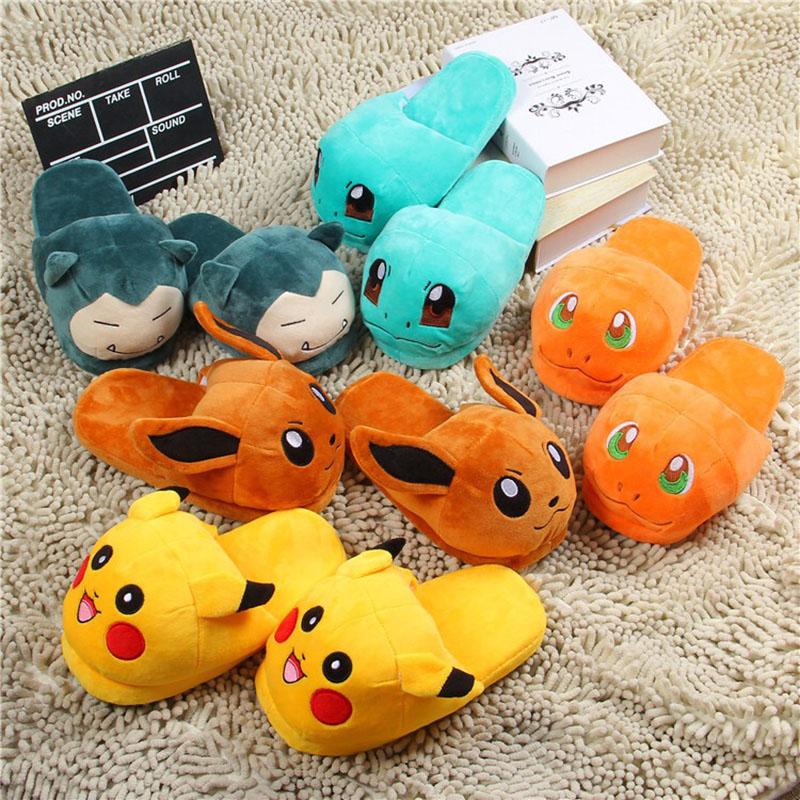 Pokemon Unisex House Slippers 25cm