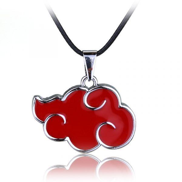 Naruto Akatsuki Symbol Necklace