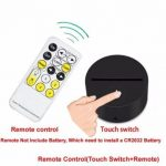 Touch and Remote