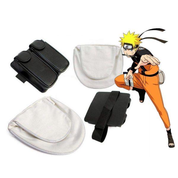 Naruto Cosplay Props Ninja Gloves and Bags