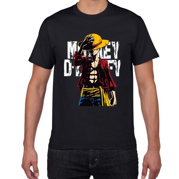 One Piece Monkey D. Luffy T-shirt 18 Styles