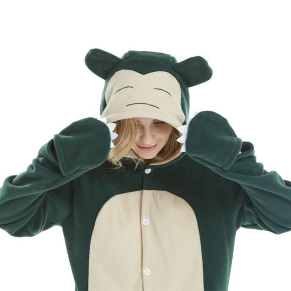 Pokemon Snorlax Umbreon Charmander Espeon Halloween Cosplay Costume