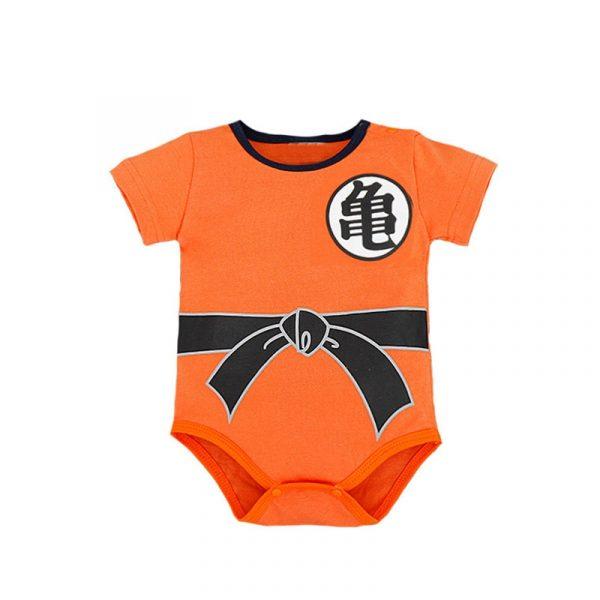 Dragon Ball Son Goku Cosplay Onesies for Baby