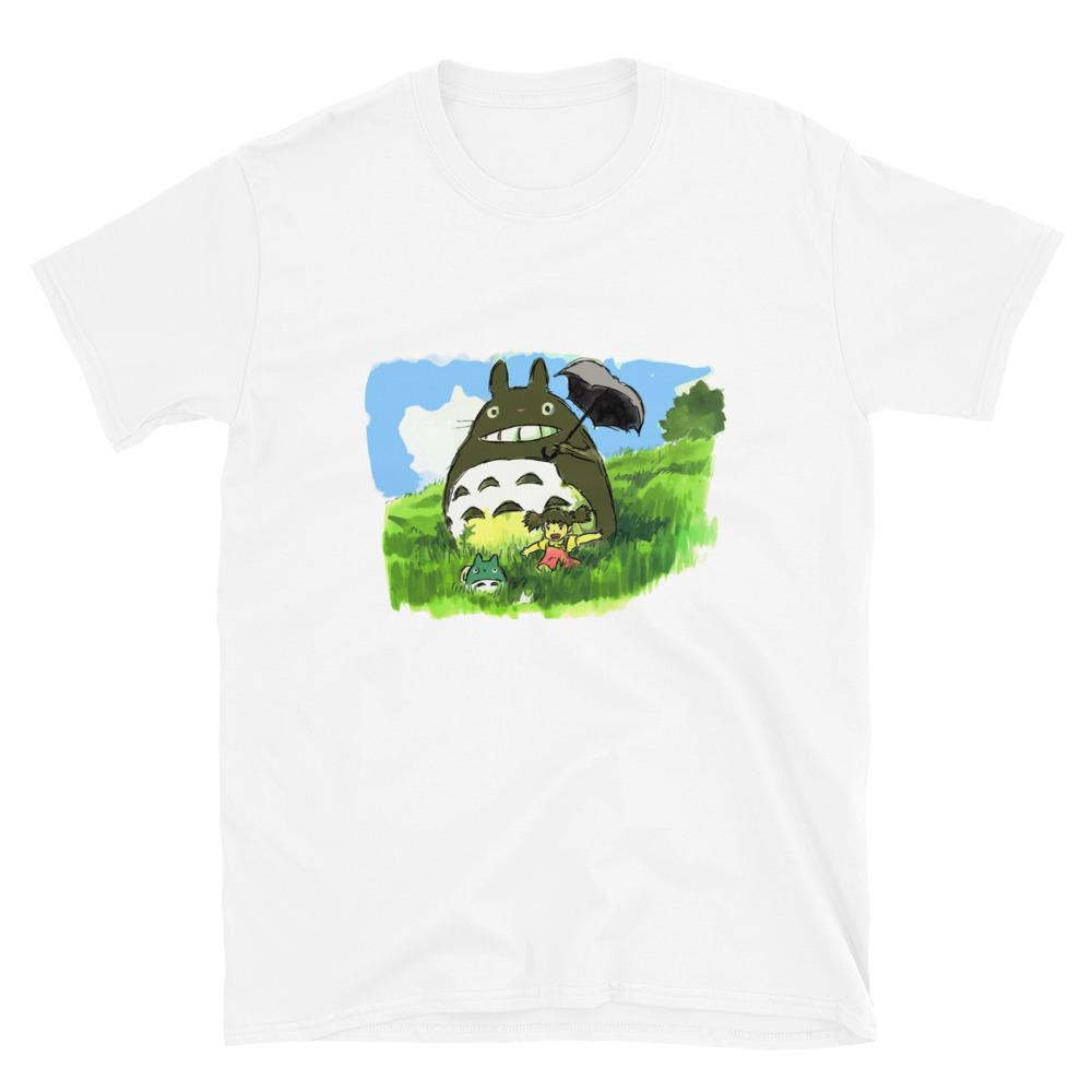 My Neighbor Totoro WaterColor T Shirt Unisex