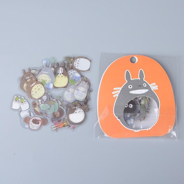 My Neighbor Totoro Stickers 60pcs/pack