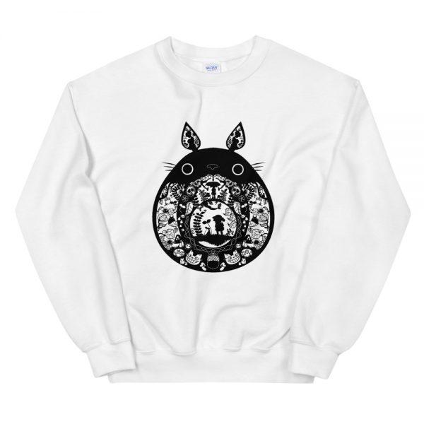 My Neighbor Totoro – Ester Egg Art Sweatshirt Unisex