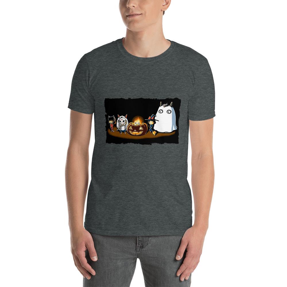 Ghibli Studio – Halloween Funny Party T Shirt Unisex