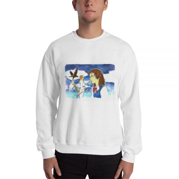 The Cat Returns Sweatshirt Unisex