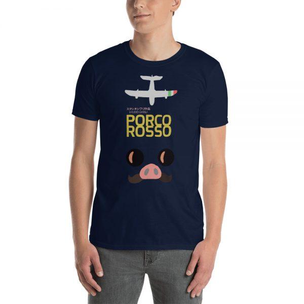 Porco Rosso T Shirt Unisex