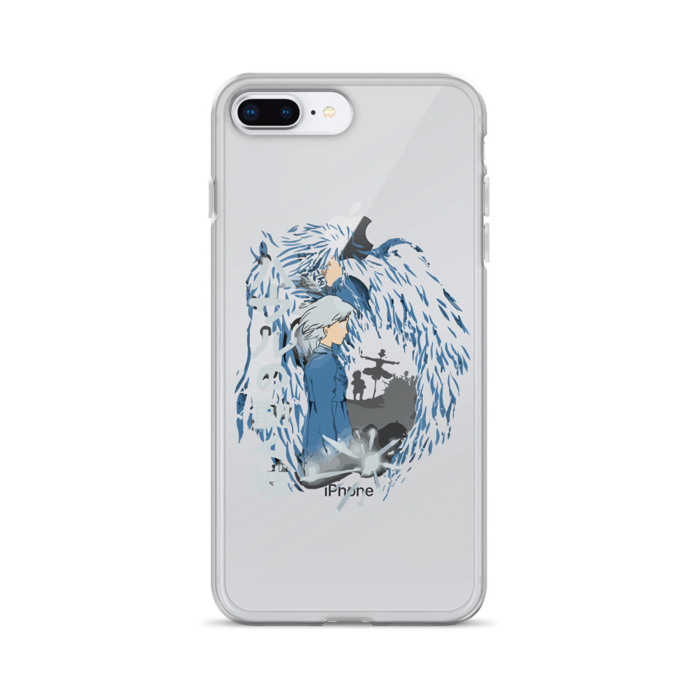 Howl's Moving Castle – Howl and Sophia iPhone Case