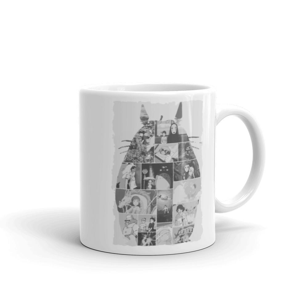 Ghibli Studio Collage Art Mug
