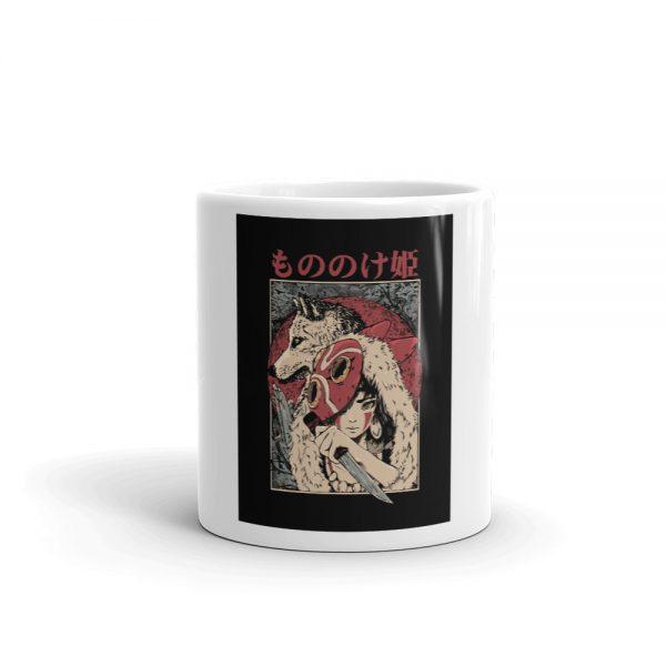 Princess Mononoke Vintage Mug
