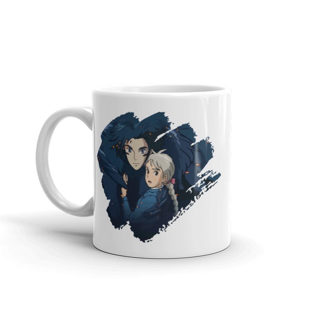 Howl and Sophia Coffee Mug