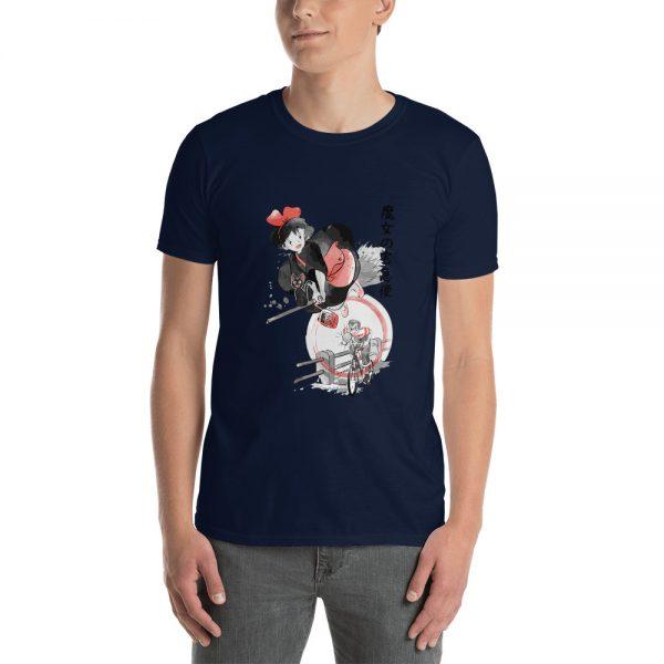 Kiki's Delivery Service – Kiki & Tombo T-Shirt