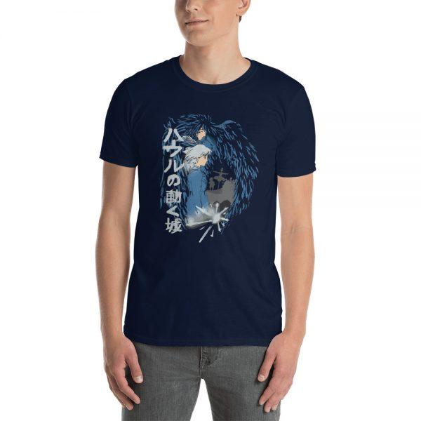 Howl's Moving Castle – Howl and Sophia T Shirt Unisex