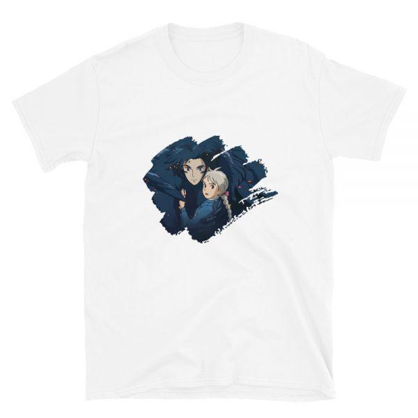 Howl and Sophia T Shirt Unisex